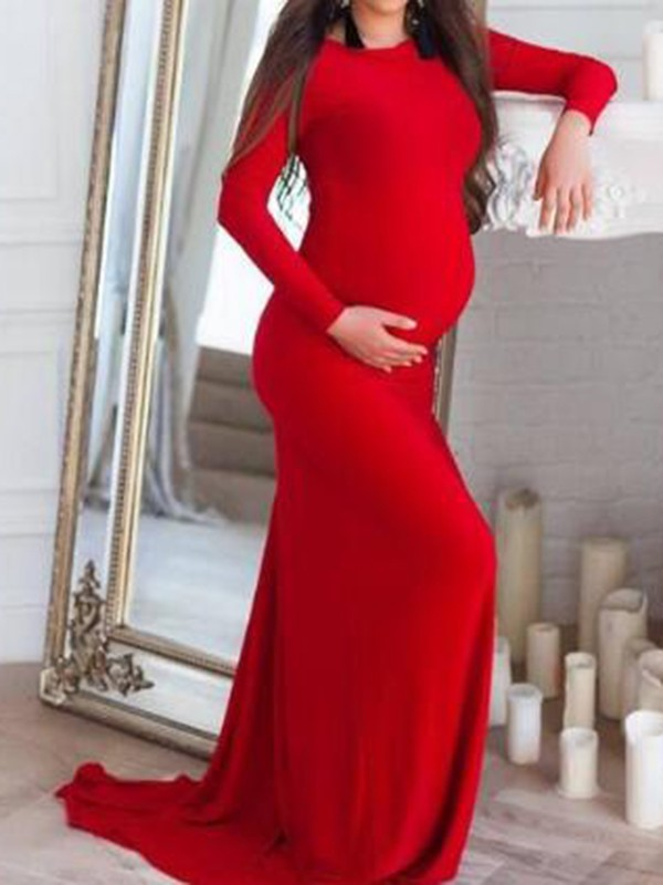 Maternity Maxi Dresses for Baby Shower